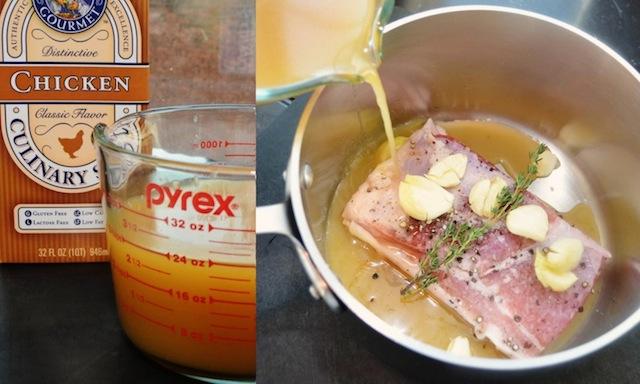 Slab pork belly recipe