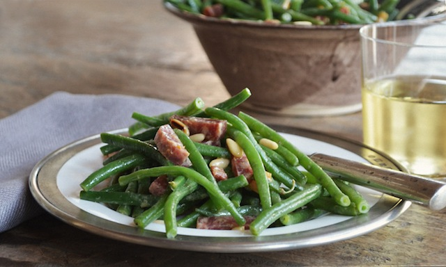 THE_RECIPE_GRINDER_GREEN_BEAN_SALAD