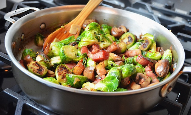THE_RECIPE_GRINDER_BRUSSEL_SPROUTS_MUSHROOMS11